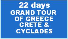 GREECE-CYCLADES AND CRETE