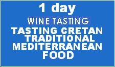 WINE AND FOOD TOUR IN CRETE