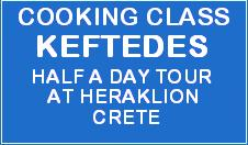 COOKING CLASSES HERAKLION